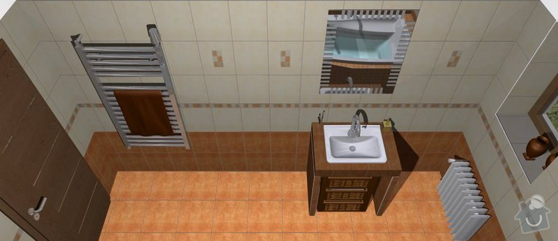 Vyomitani a oblozeni koupelny: 41_14_Patina-umyvadlo
