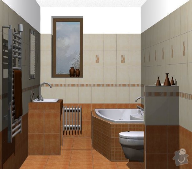 Vyomitani a oblozeni koupelny: 41_14_Patina-pohl.k_oknu