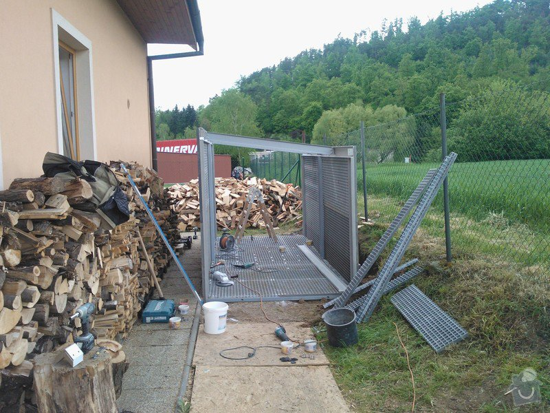 Domek na dřevo: WP_003086