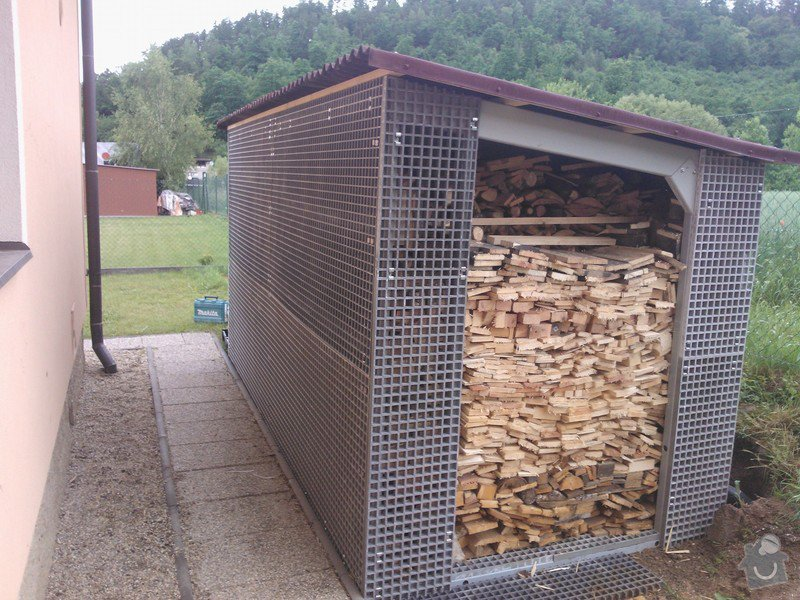 Domek na dřevo: WP_003290