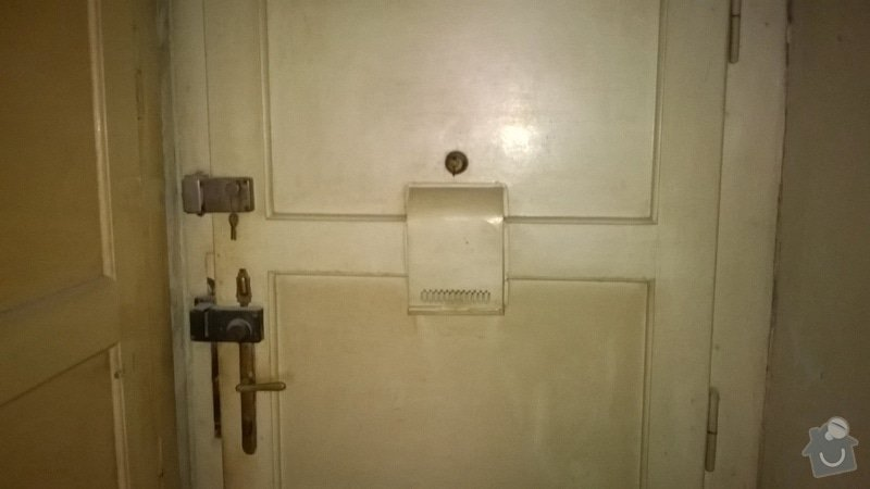 Rekonstrukce drevenych dveri,zarubne: WP_20140529_022