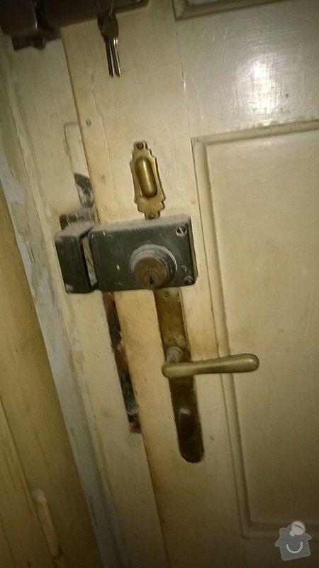 Rekonstrukce drevenych dveri,zarubne: WP_20140529_024