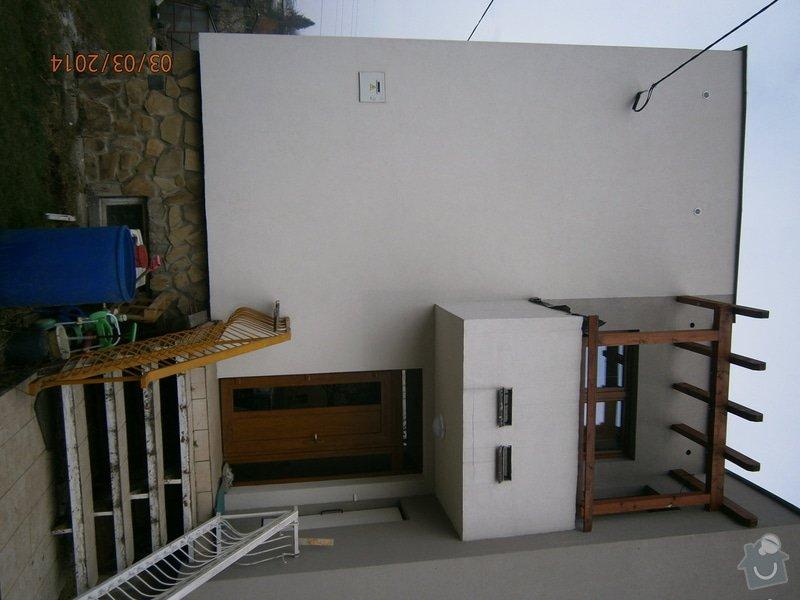 Výroba a montáž venkovního schodiště.: P3030423