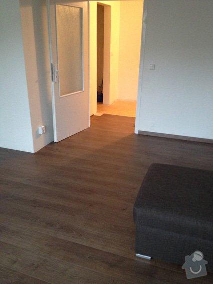 Rekonstrukce panelákového bytu 4+1: obyvak_chodba_3167
