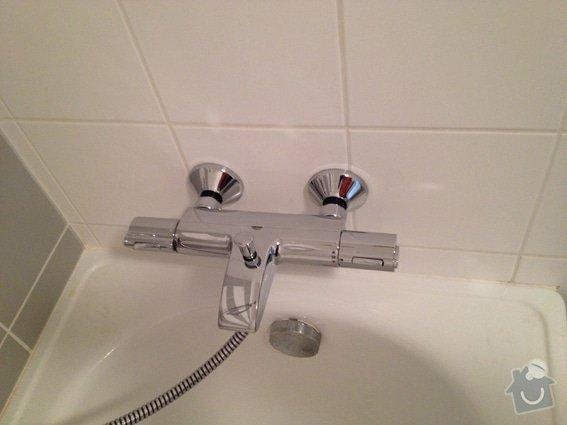 Úpravy/rekonstrukce nového bytu: koupelna_montaz_termostaticke_baterie_3305
