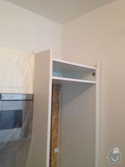 Úpravy/rekonstrukce nového bytu: kuchyn_montaz_lednicove_skrine_3632