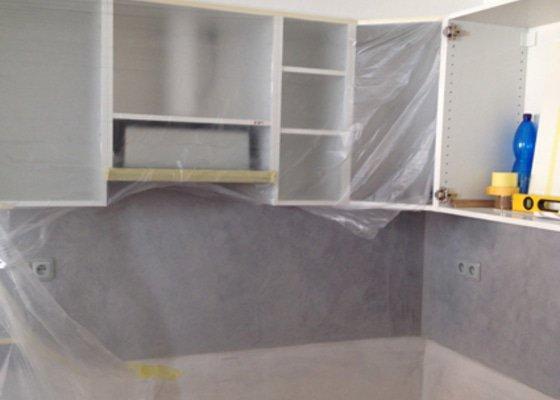 Úpravy/rekonstrukce nového bytu