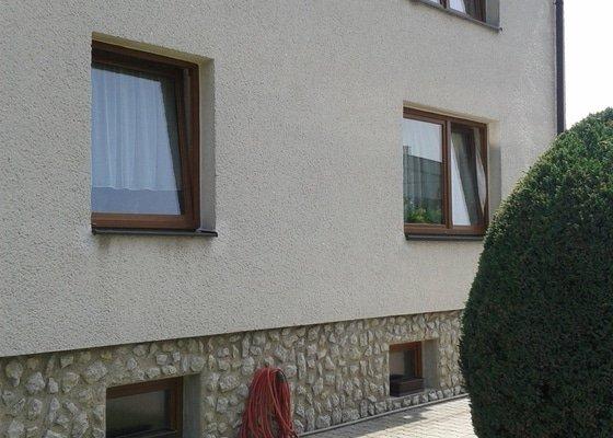 Plastove okna - rekonstrukce