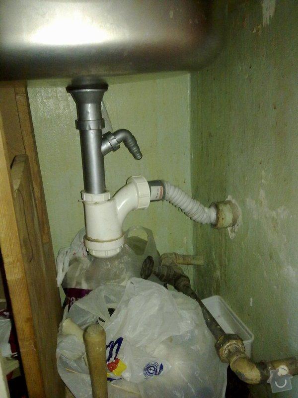 Zasekani plynu, posunuti vodovodnich rozvodu, vymena elektroinstalace v byte: 29042014142