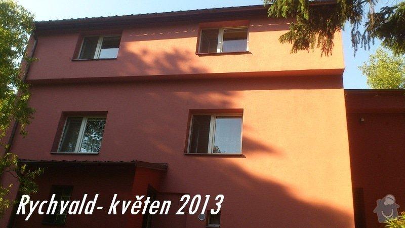 Kompletní zateplení fasády : rychvald_