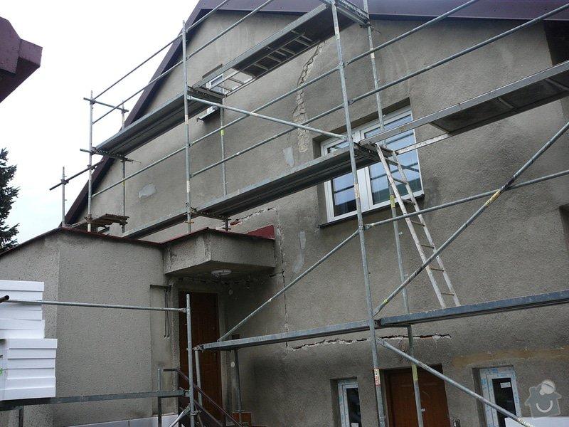 Kompletní zateplení fasády : P1010043