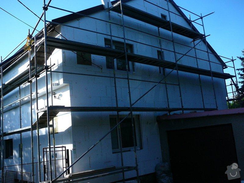 Kompletní zateplení fasády : P1010052
