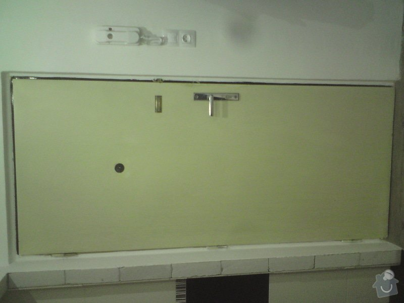 Renovace vchodových dveří + obložek (metoda Welle): DSC00059