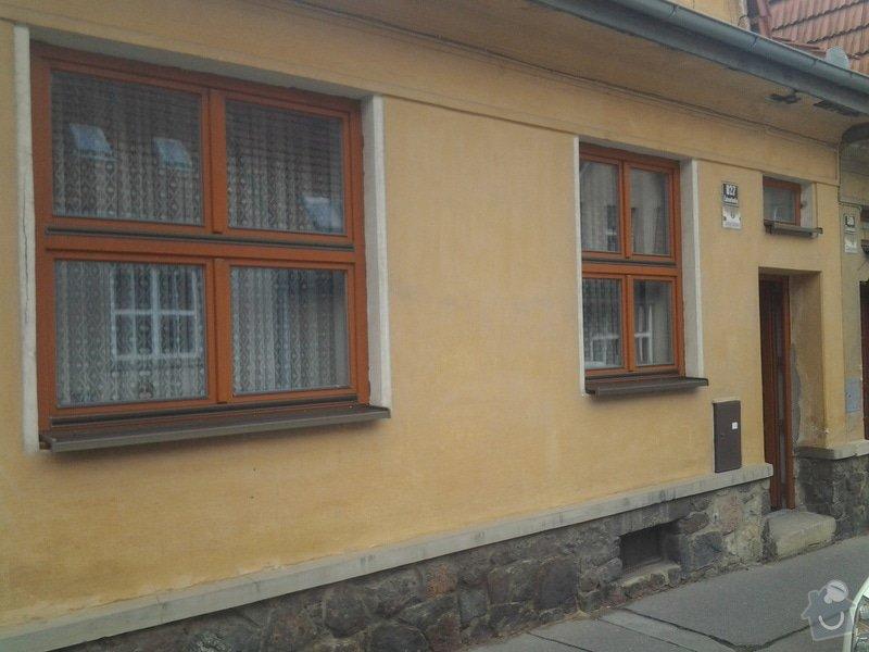 Zateplení fasády rodinného domu: 20140519_093223