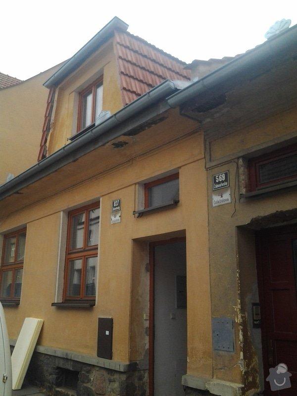 Zateplení fasády rodinného domu: 20140519_093242