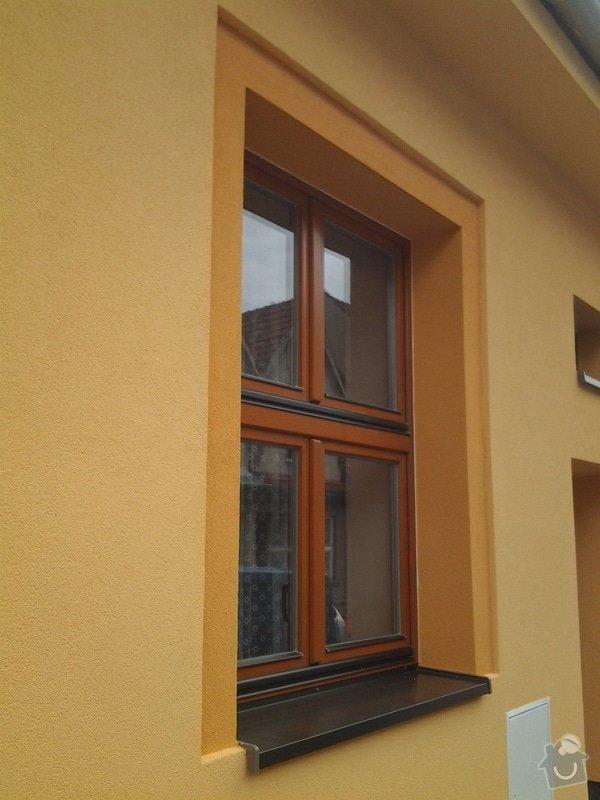 Zateplení fasády rodinného domu: 20140531_124312