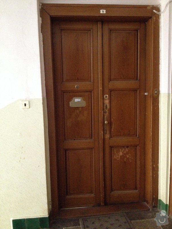 Repasování starých dřevěných dveří a oken: obrazek_1