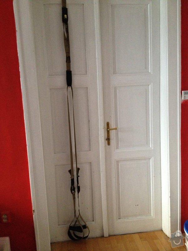 Repasování starých dřevěných dveří a oken: obrazek