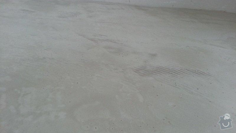 Oprava podlahy: 20140508_083938