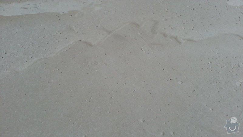 Oprava podlahy: 20140508_083710