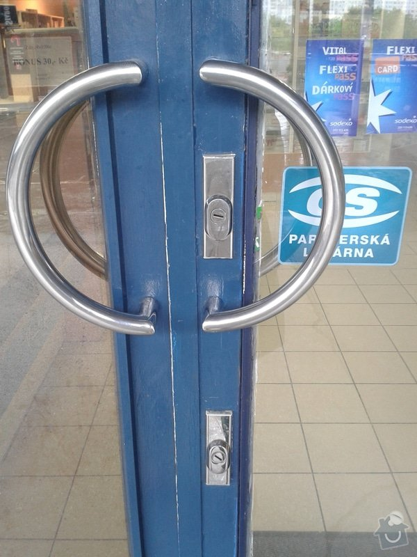 Instalace bezpečnostního zámku: Vzor_reseni