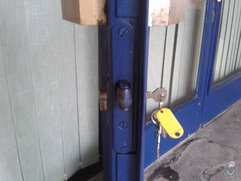 Instalace bezpečnostního zámku: Zamek_k_vymene2