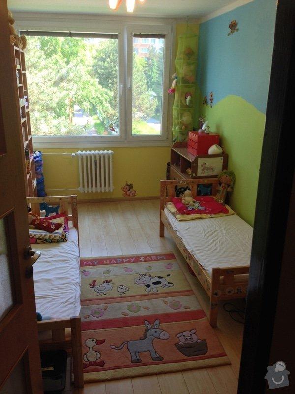 Výroba a částečně návrh nábytku do dětského pokoje: obrazek_5