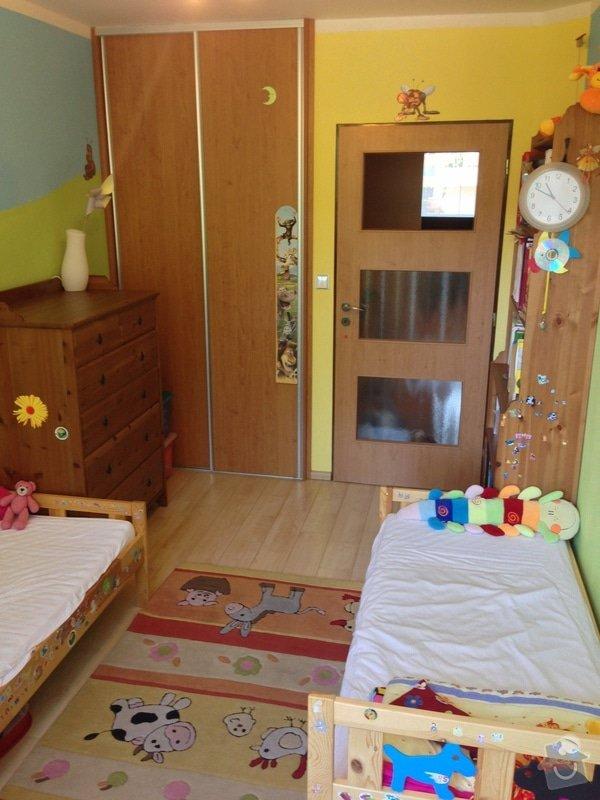 Výroba a částečně návrh nábytku do dětského pokoje: obrazek_3