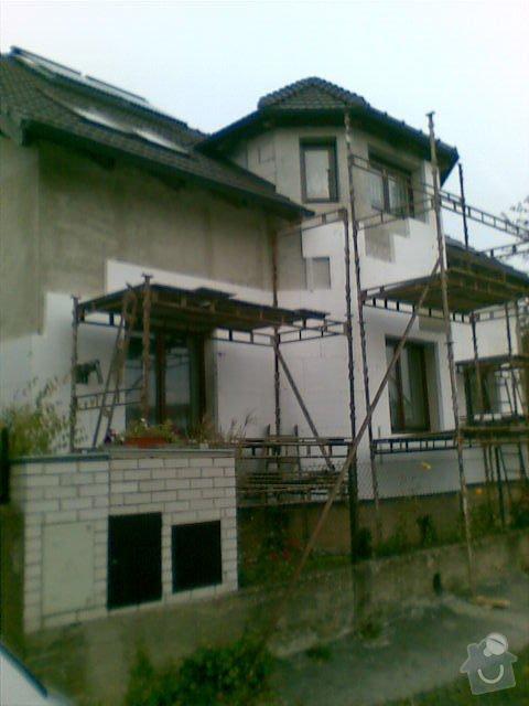 Zateplení fasády: Obraz033