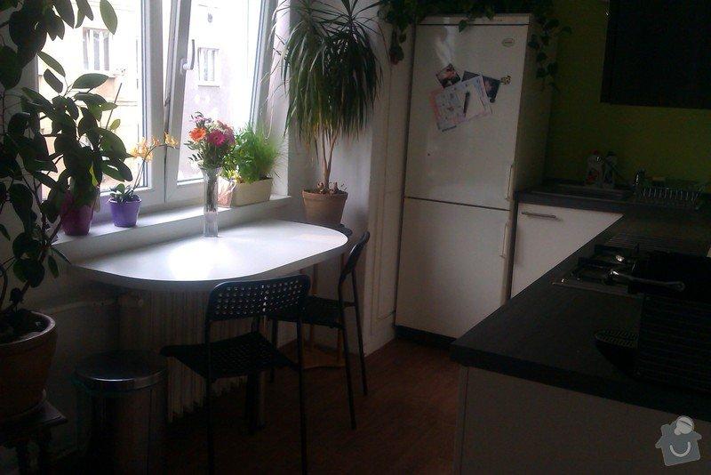 Návrh dispozičního řešení (interiéru) dvou pokojů : Kuchyn_4