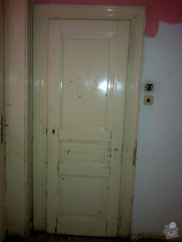 Louhování dveří: Dvere_cislo_1