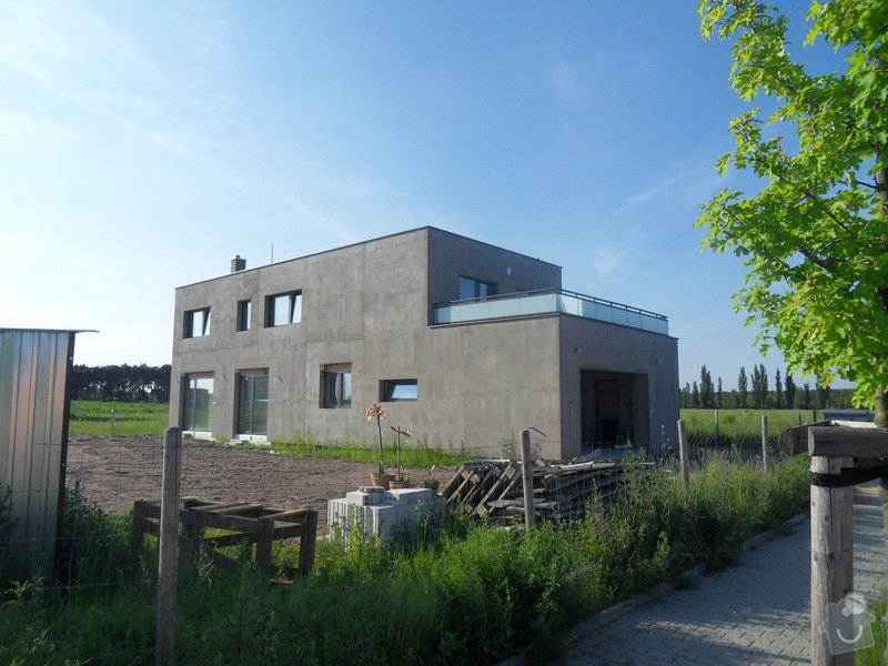 Fasádu domu: SDC14748