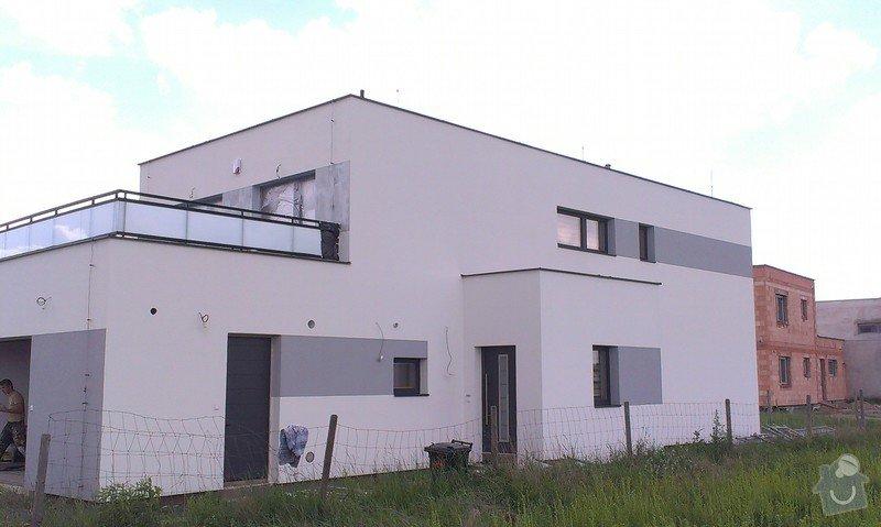 Fasádu domu: IMAG0711