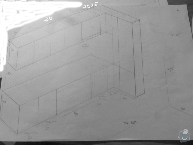 Výroba kuchyně: IMG_9128