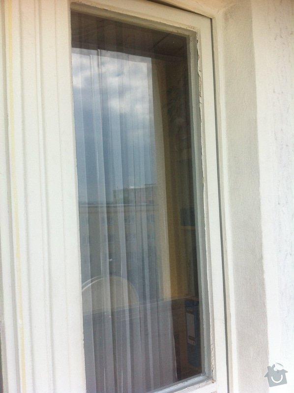 Síťky do oken včetně instalace: balkonove_dvere_1
