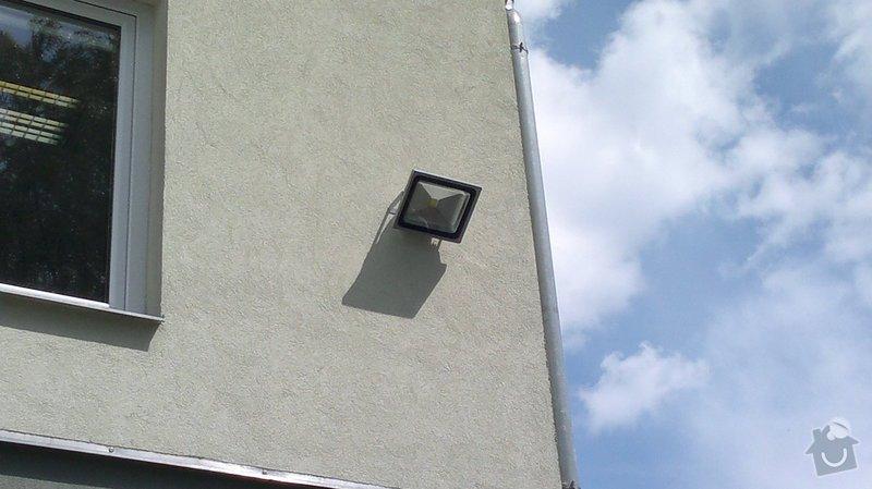 Osvětlení skladovací haly včetně elektroinstalace: 2014-06-02-078