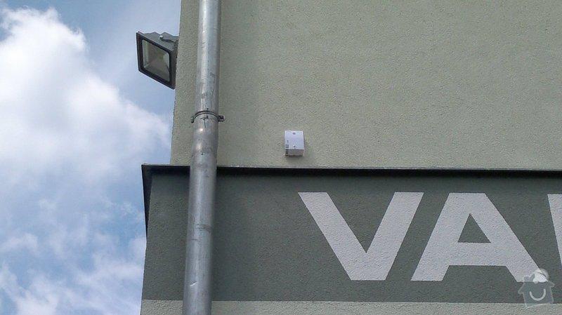 Osvětlení skladovací haly včetně elektroinstalace: 2014-06-02-079