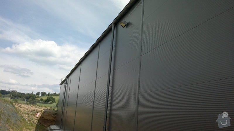 Osvětlení skladovací haly včetně elektroinstalace: 2014-06-02-094