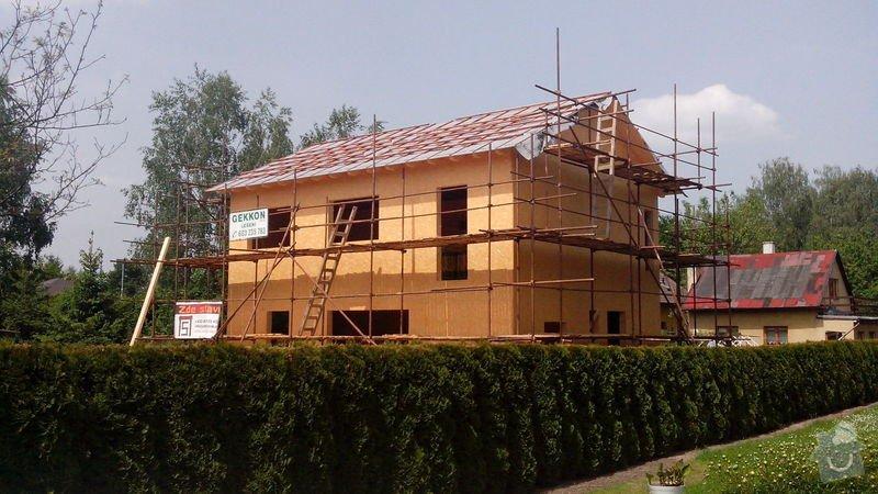Tesařské práce - dřevostavba: IMG_20140523_133434