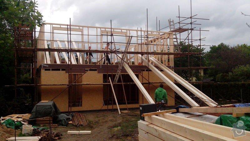 Tesařské práce - dřevostavba: IMG_20140508_110412