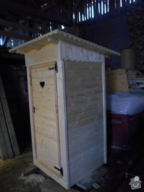 Zahradní domek + kadibudka: drevena-kadibudka_10390932_1383438028578184_6668121419925310416_n