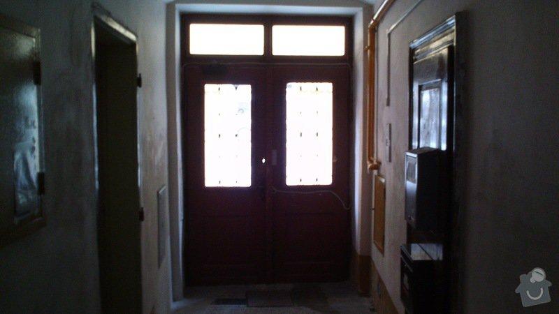 Renovace historických domovních vstupních dveří: DSC_0034