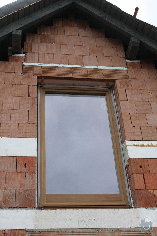 Venkovní zábradlí pro 2 francouzská okna: aktualni_stav