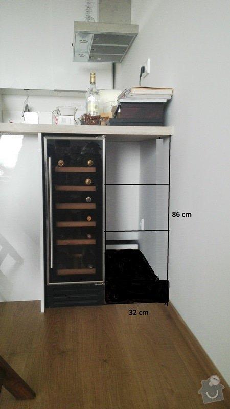 Truhlarske prace: skrinka_kuchyna