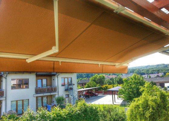 Markyza na balkon