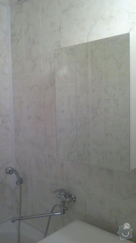 Renovace koupelny v panelovém bytě: 2013-05-15-093