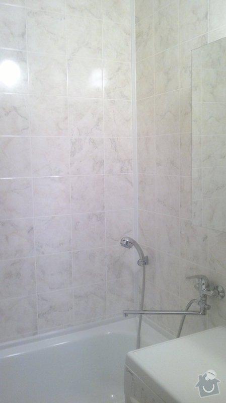 Renovace koupelny v panelovém bytě: 2013-05-15-098
