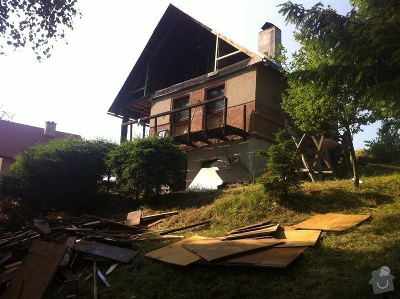 Rekonstrukce chaty: IMG_2979