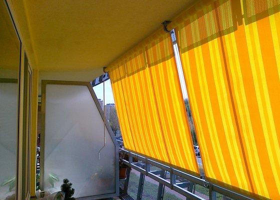Markýza (roleta) na balkon