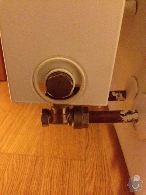 Posunutie radiatoru o cca 10cm: photo_2